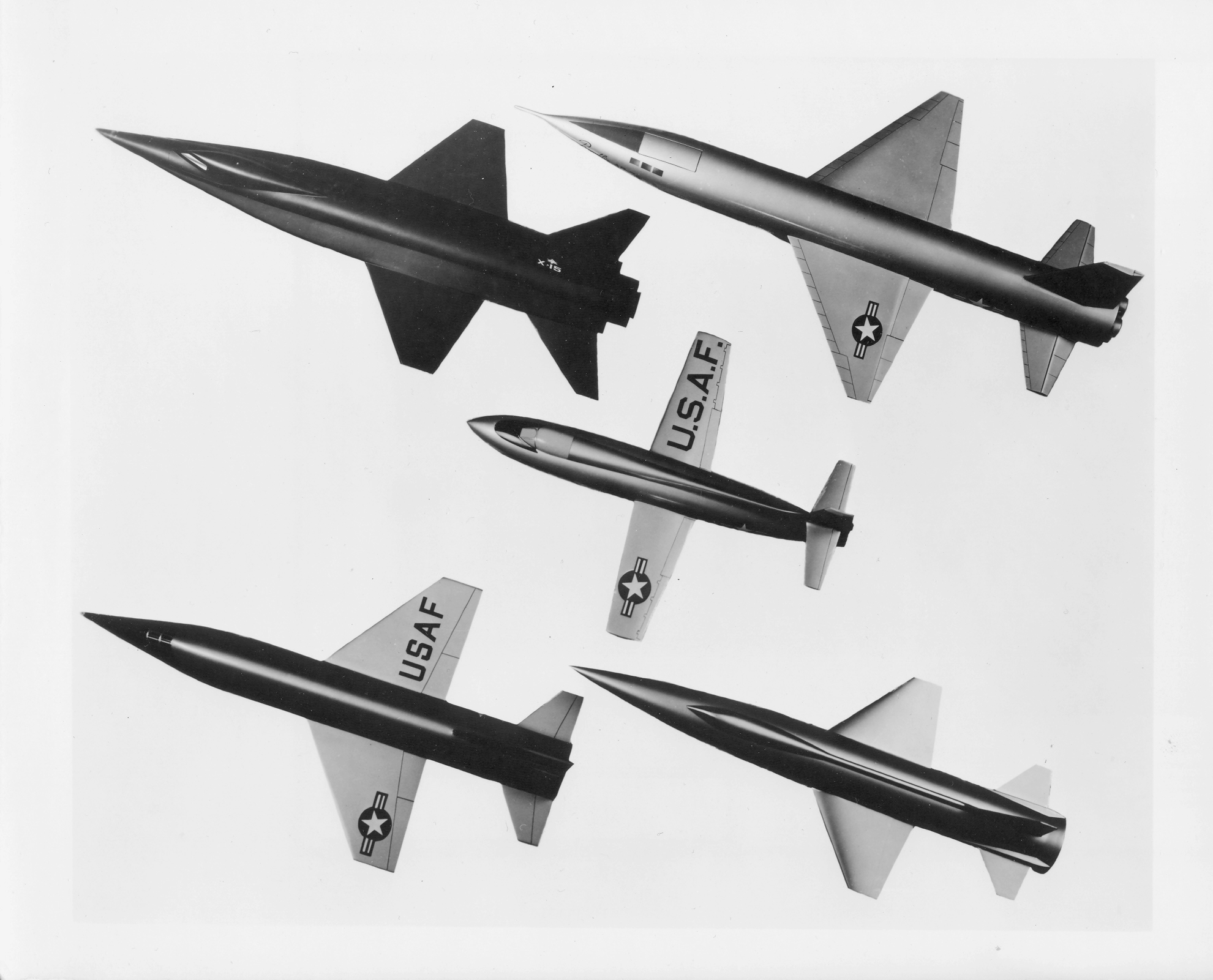 May 9, 1955: X-15 design proposals submitted