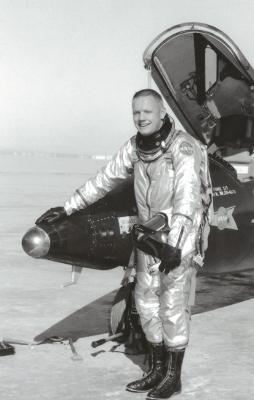 neil armstrong fighter plane - photo #15